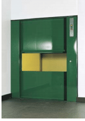 SKG ISO-C Floor Loading Service Lift