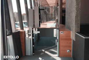 Vestner Platform Lift – Commercial Disabled Lift