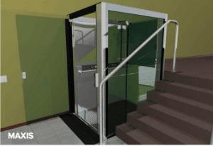 Vestner Platform Lift – Commercial Disabled Lift