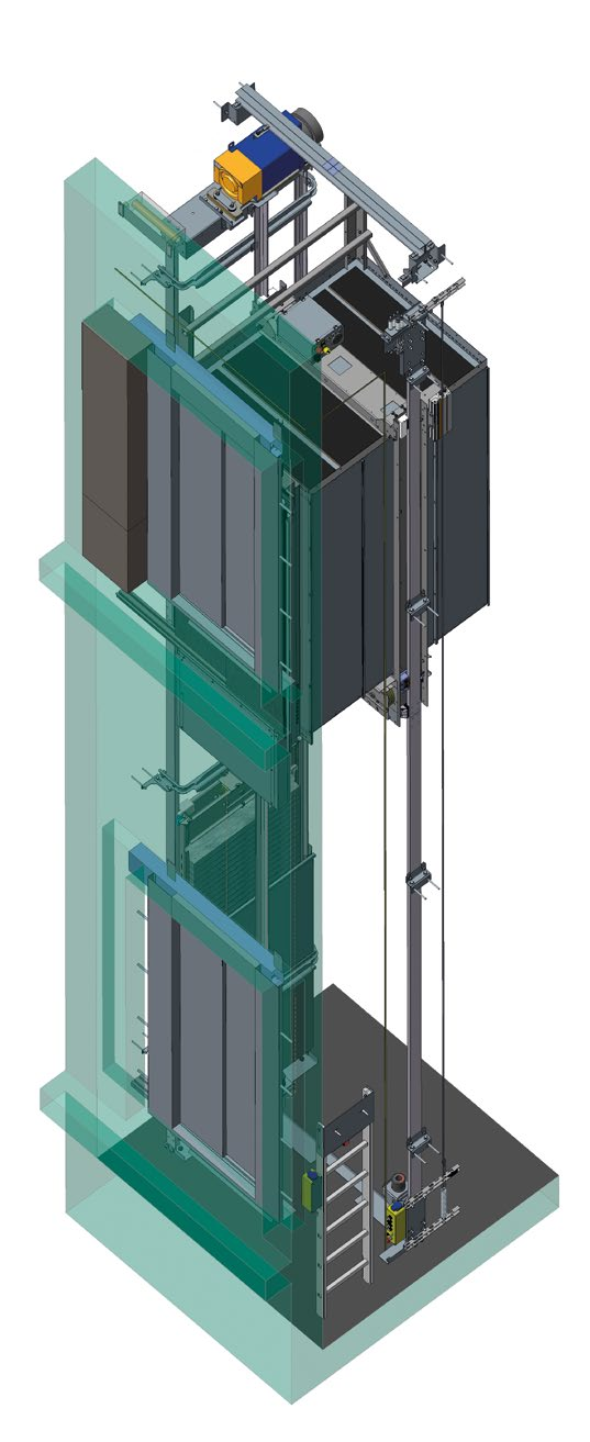 Commercial Lifts Newcastle 1