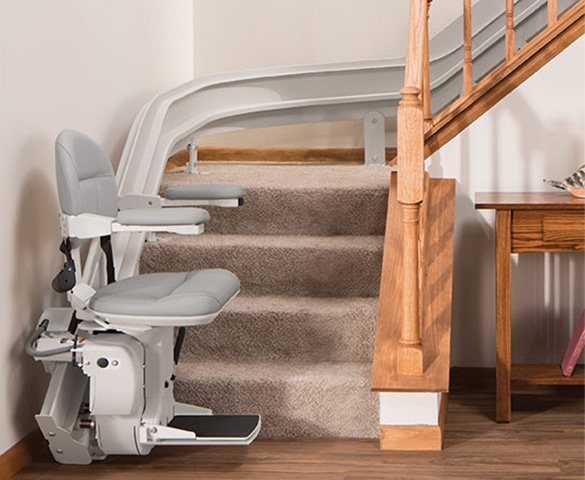 bruno elite curved stairlift