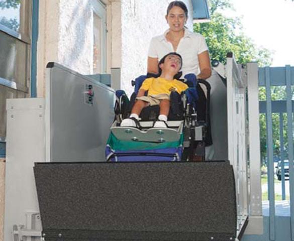 bruno lifts australia vertical disability platform lift