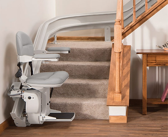 curved stairlift bruno australia